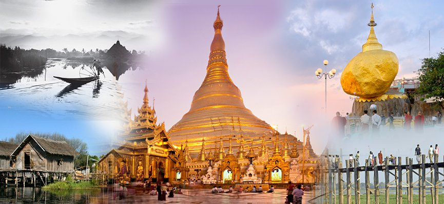 Myanmar Travel Itineraries